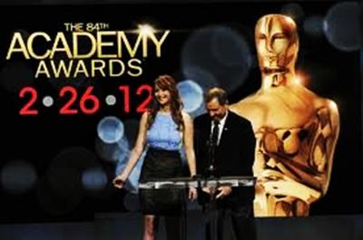 La entrega de los Premios Oscar en Vivo