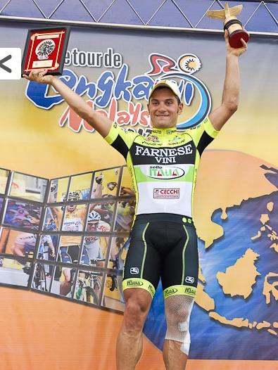 Italiano Andrea Guardini Gana la 4ta Etapa, su tercera Etapa Consecutiva en Langkawi