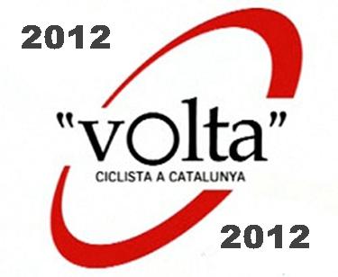 Recorrido Volta a Catalunya 2012