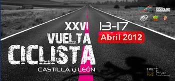 Si se correra la Vuelta Ciclista a Castilla y León 2012