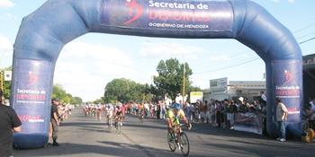 Mañana arranca la 27º Vuelta Ciclística de San Rafael en Argentina