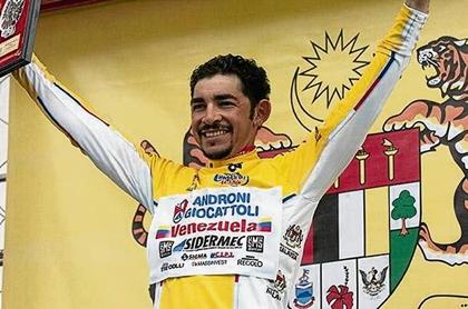 Colombiano José Serpa se coronó campeón del Tour de Langkawi Venezolano Jose Rujano Sub-Campeon