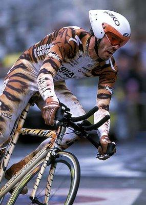 Mrio Cipollini quiere volver al ciclismo a sus 45 años
