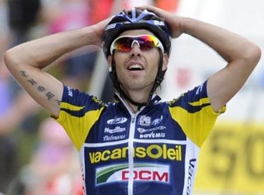 El belga De Gendt gana la séptima etapa, de la Paris Niza Wiggins mantiene el liderato