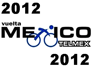 Recorrido de la Vuelta México 2012