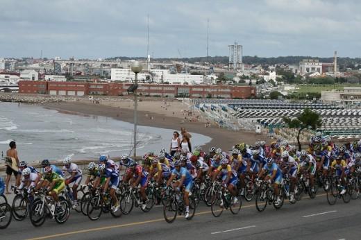 Argentino Maximiliano Richeze ganó la ruta que cerro el Panamericana Mar del Plata 2012