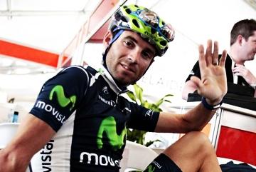 Valverde lidera el World Tour 2012