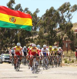 Bolivia sera sede del Panamericano de Ciclismo Master 2014