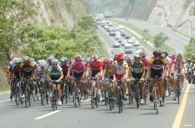 Con 72 ciclistas arranca mañana la Vuelta Femenina al Salvador