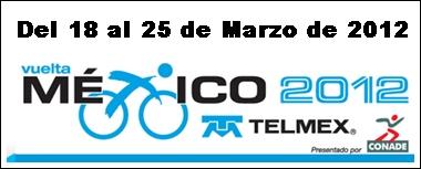 Este domingo arranca la Vuelta ciclista México 2012