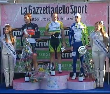 Simon Gerrans gana la Milan San Remo 2012