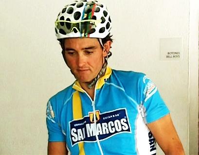 Españól Oscar Sevilla Gana la 2da Etapa de la Vuelta a Mexico 2012