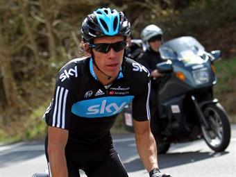 Colombiano Rigoberto Urán ganó la cuarta etapa de la Vuelta a Cataluña