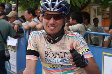 Boyacá Orgullo de América correra la Vuelta a Uruguay