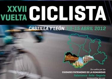 La Vuelta a Castilla y Leon 2012 reducida a tres etapas pero el pelotón más numeroso