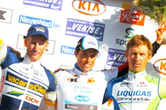 Francés Chavanel (Omega Pharma-Quickstep) gana Los Tres Días de La Panne