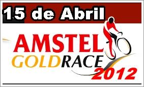 Nomina Oficial de la Amstel Gold Race 2012
