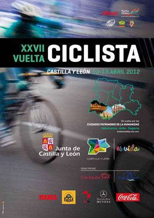 Nomina de Corredores de la XXVII Vuelta Castilla y Leon 2012