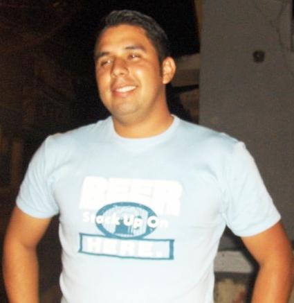 Victor Rueda gano el premio gordo de la loteria