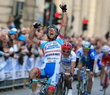 clasificaciones Completas del Giro Appennino 2012