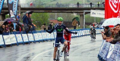 Jesús Herrada del Movistar gana la 2da Etapa de la Vuelta Asturias