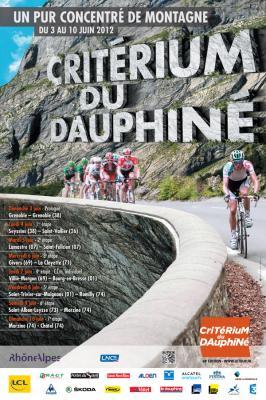 Link en Vivo para Ver Online la Criterium Du Pauphine Libere 2012