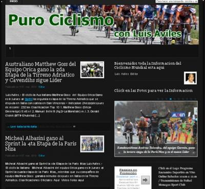 Ahora en www.luisaviles.blog.com