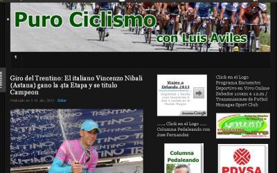 www.luisaviles.tk Ahora en www.luisaviles.blog.com