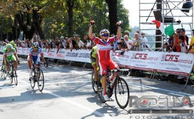 Semana Lombarda: Ruso Alexey Tcatevitch Katusha gana la ultima etapa y Patrik Sinkewitz la general