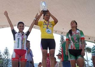 Ciclista boyacense Diana Munévar Flores  fue arrollada y perdió la pierna, pide prótesis para no dejar el ciclismo