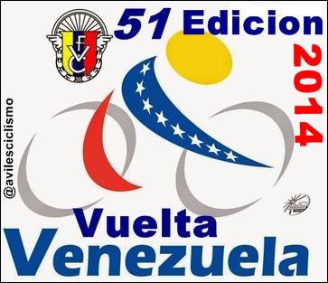 Listo el Recorrido de la 51 Edicion de la Vuelta Ciclista a Venezuela/ Se correra del 4 al 13 de Julio 2014