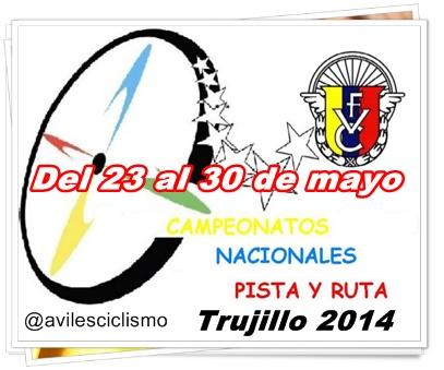Este fin de semana se correra el Campeonato Nacional de Ciclismo Juvenil/ Programa
