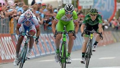 Con Jackson Rodriguez extraordinario protagonismo del Androni Venezuela en el Giro
