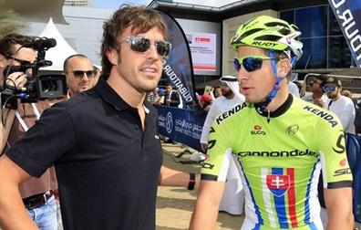 Alonso anuncia pasos importantes en su equipo ciclista