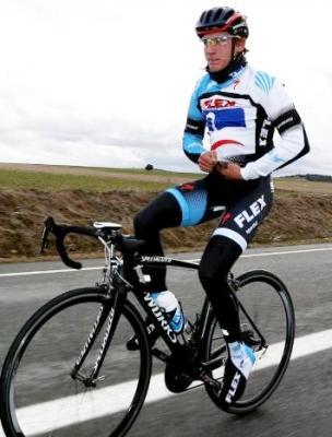 La Fundación Alberto Contador envía dos jóvenes corredores al 'training talent' del Omega Pharma
