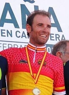 Valverde, campeón de España CRI (Clasificación COMPLETA)