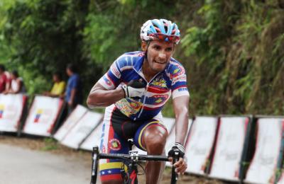 Tachirense Carlos Galviz primero en Nirgua/ Jonathan Salinas del Kino más líder que nunca en Vuelta a Venezuela