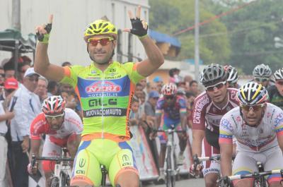 Jonathan Salinas conservo casaca amarilla/ Francesco Chicchi repitió en Vuelta a Venezuela/ Resultados Oficiales