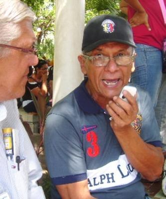 Augusto Ríos una Gloria del Ciclismo Venezolano