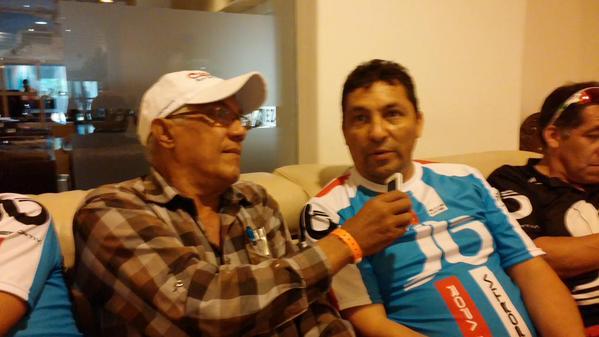 Entrevista a Julio Bernal director Tecnico del equipo colombiano JB