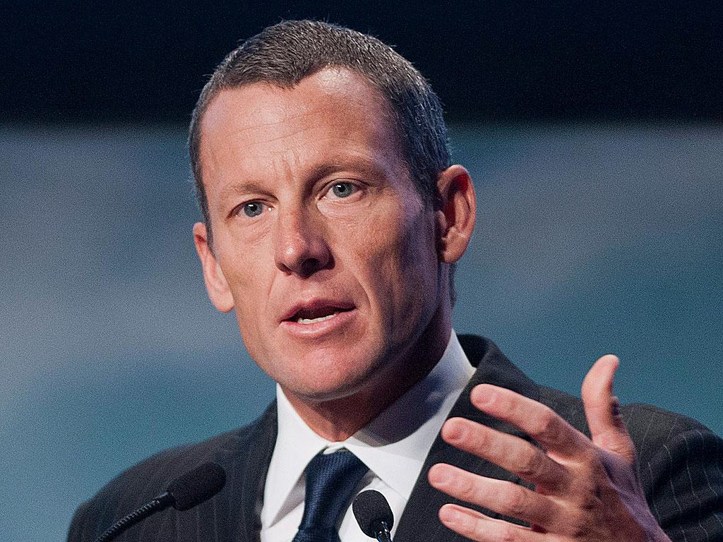 El ex ciclista estadounidense Lance Armstrong teme la ruina: