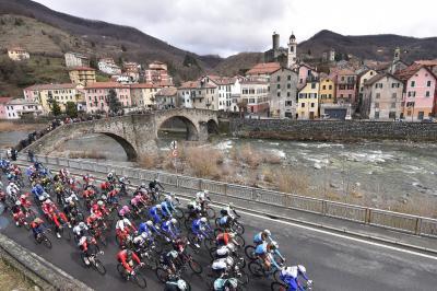 RCS: Tirreno y Sanremo están en peligro, por el Coronavirus. El Giro, a la espera