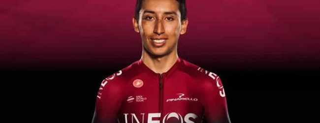 Egan Bernal figura dentro de la lista de las personalidades más influyentes en el ciclismo