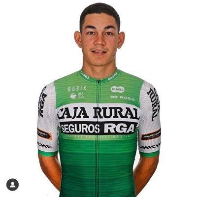 Venezolano Orluis Aular (Caja Rural): «Pelearé por estar en la Vuelta»