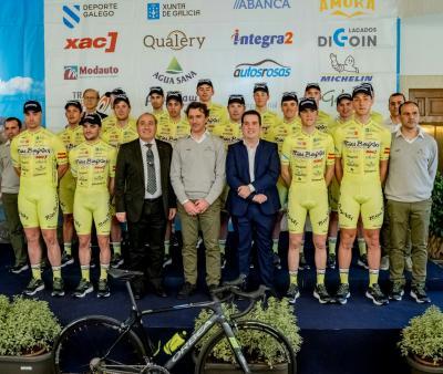 El Vigo-Rías Baixas del Criollo Edwin Torres, lidera los rankings estatales Élite en España