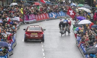 Los Mundiales de Ciclismo tras el coronavirus se correrán en Suiza