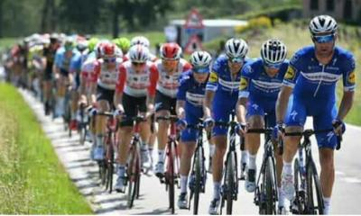 Ciclismo Belga se pone a rodar el 5 de julio.