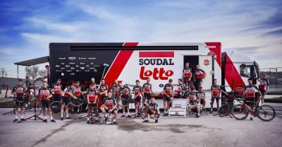 Lotto Soudal anuncia su equipo para el Tour de Francia.