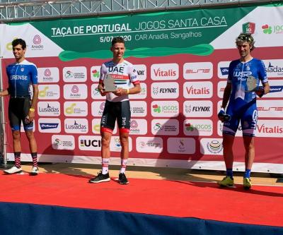 Rui Costa gana la CRI apertura pos Covid_19 del ciclismo Portugues