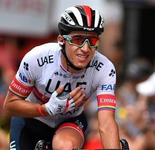 Colombiano Sergio Luis Henao preseleccionado a última hora para el Giro